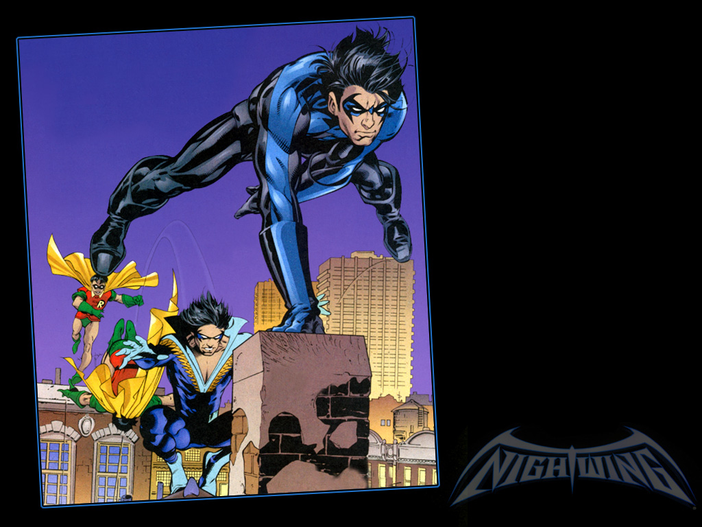 Superhero Wallpapers-Nightwing 7